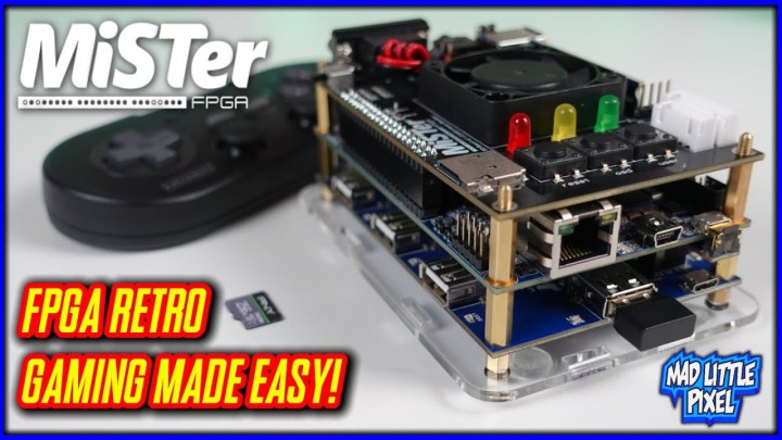 How To Setup MiSTer FPGA and Start Playing Arcade Games