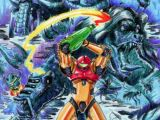 Hand-Drawn Metroid Game Guide