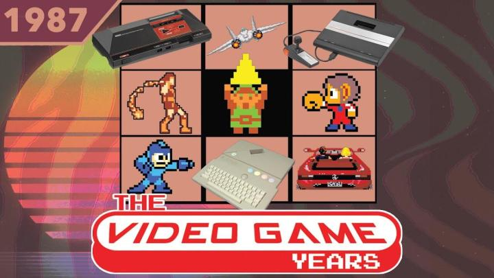 The Video Game Years 1987 – Full Gaming History Documentary