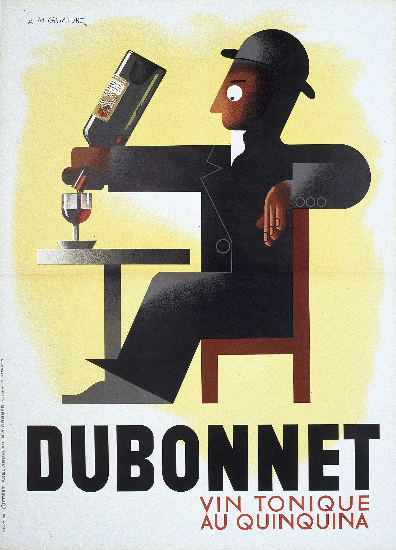 A.M Cassandre, The Legendary Art Deco Poster Artist