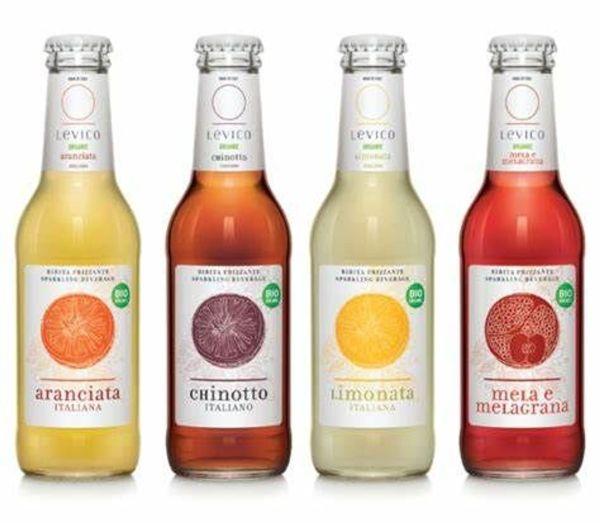 Soda italien Bio Limonade