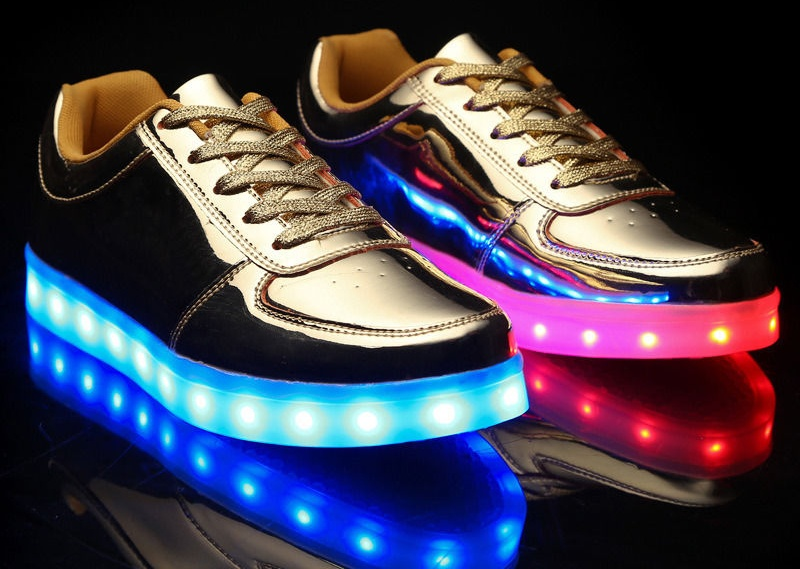 Rechargeable Light Shoes
