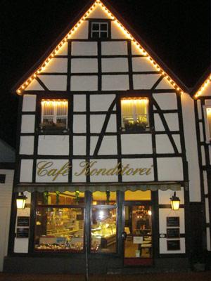 Mein Tipp: ein urgemütliches gutes Cafè im Zentrum der Stadt