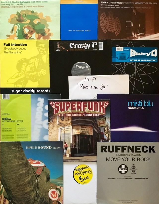 House Music Vinyl