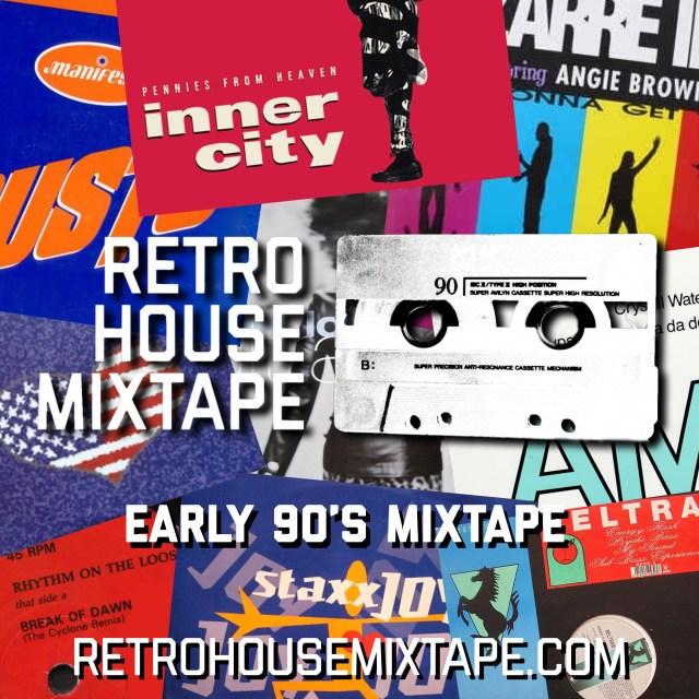 Early 90's Mixtape