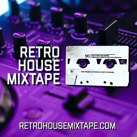 Cover Image - Retro House Mixtape - Episode 109 - Three Year Anniversary
