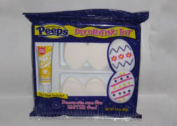 Decorate your Own Peep Eggs