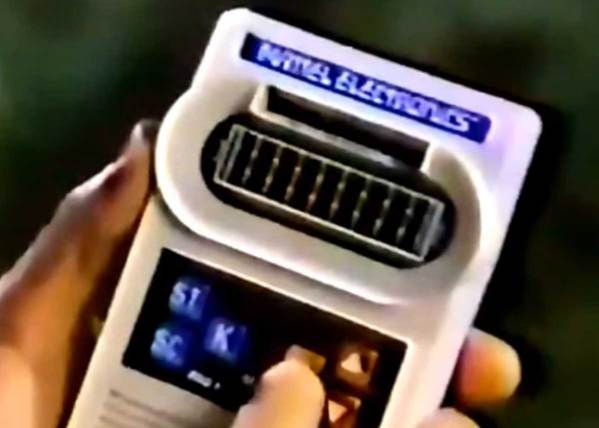 Are you ready for some Mattel Electronic Football?