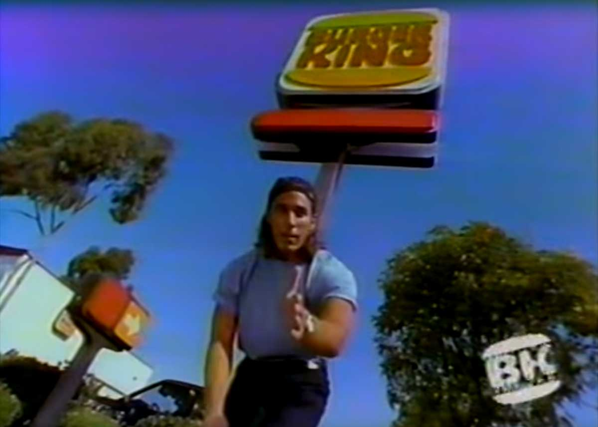 Remembering Burger King Table Service