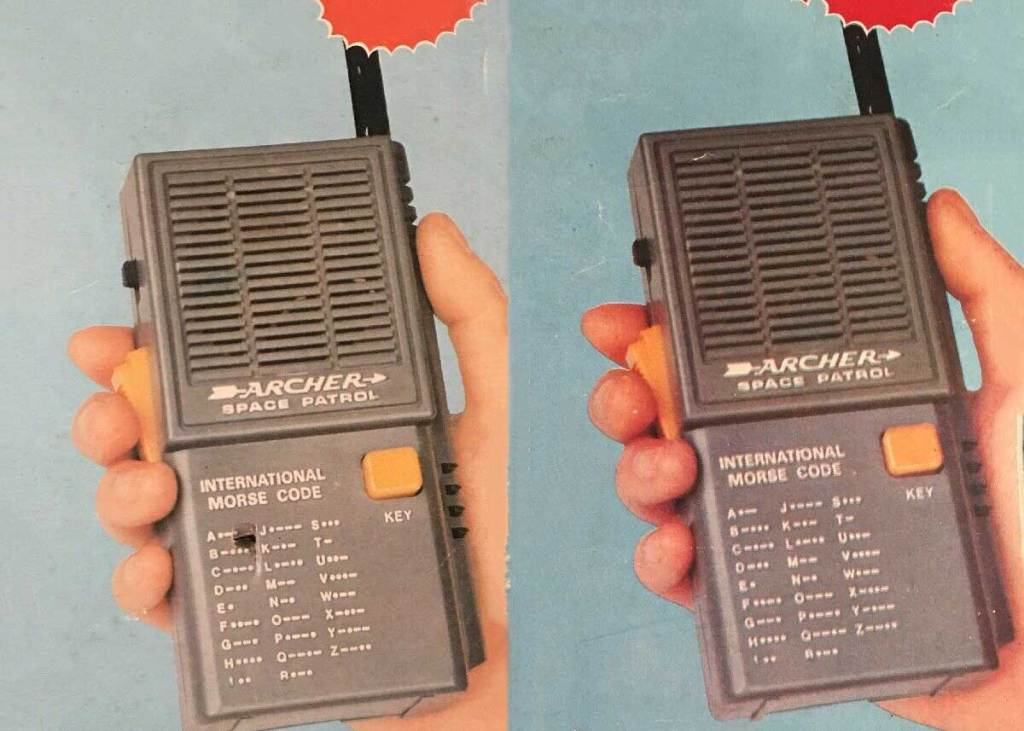 The magical world of the Walkie-talkie