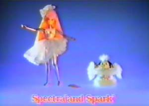 Spectra was Spacy, Lacy and Out of this World
