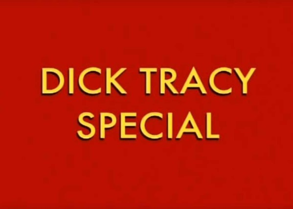 Dick Tracy Special (2010)