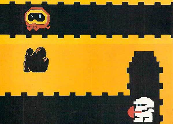 Dig Dug Strategy Guide