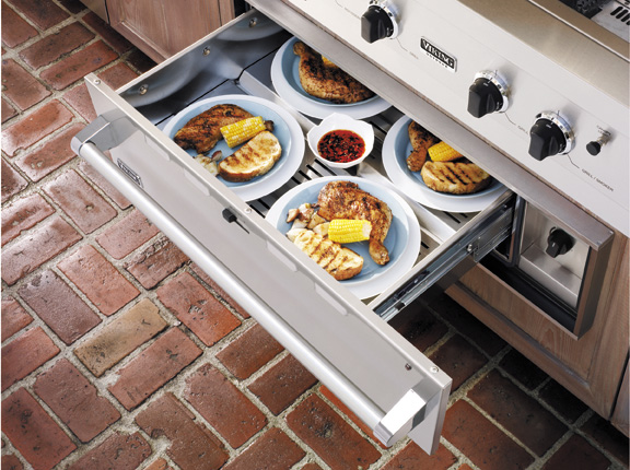 what is a warming drawer what does it do