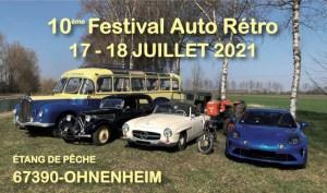 Festival Auto Rétro Ohnenheim