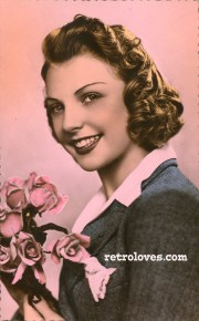 hairstyles of 1930s and 40s