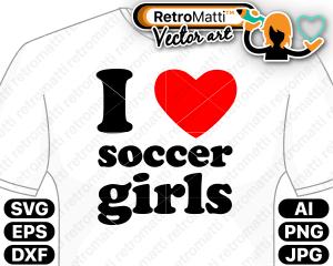 retromatti w part soccer girls