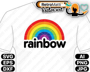 retromatti w part Recovered rainbow solo