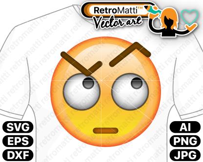 retromatti w part emoji sarcastic