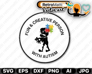 retromatti w part fun autism copy