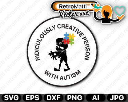 retromatti w part ridiculous autism
