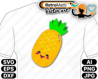 retromatti w part pineapple