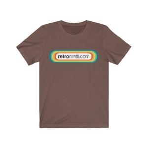Retromatti.comSidedPromoShirt