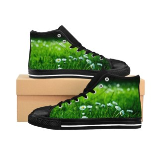 GrassyHigh topSneakers,Women&#;s
