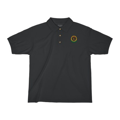 LeasideHighSchoolEmbroideredMen&#;sJerseyPoloShirt
