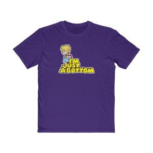 I&#;mJustaBottomSchoolhouseRockSbubbyshirt