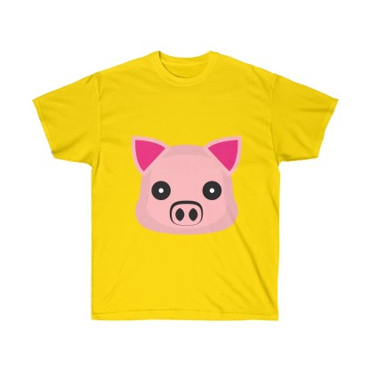 Little Piggy Unisex Ultra Cotton Tee