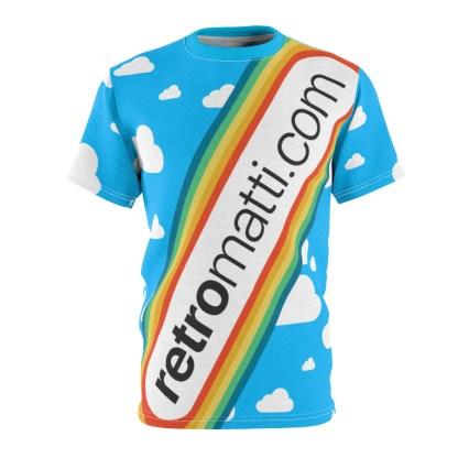 Retromatti.com Promo All Over Print Shirt