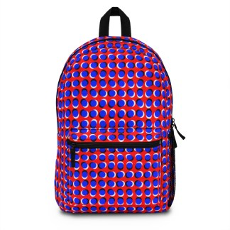Optical Illusion Backpack (Made in USA)