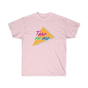 A-ha Take On Me Shirt