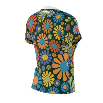 shippieretroflowersshirt