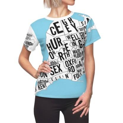Southern Ontario Regions Women's Shirt