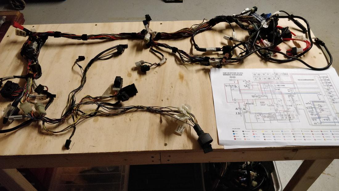 Wiring Diagram Besides Yamaha R1 Starter Diagram On Electrical Wiring
