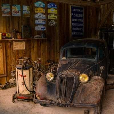 garage associatif