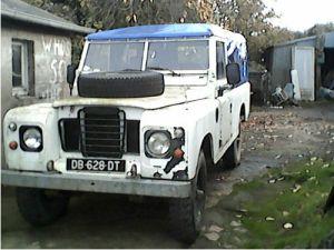 Land Rover 1969 LWB (109) Diesel
