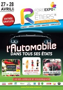 Foire expo de Retiers 2019