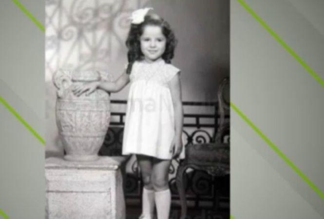Ilyen aranyos kislány volt Balázs Klári