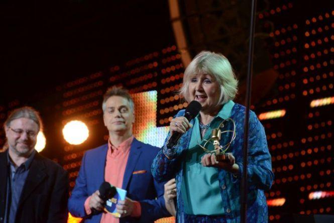 Halász Judit Fonogram-díjat kapott - képekben