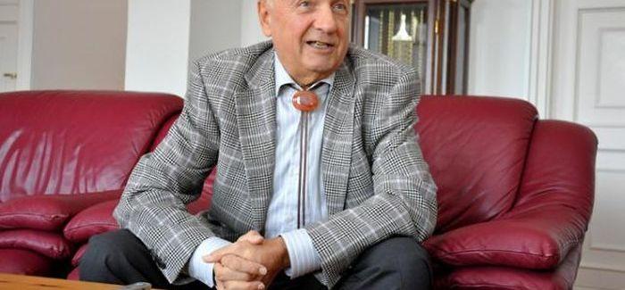 Lőrincz L. László ma 76 éves
