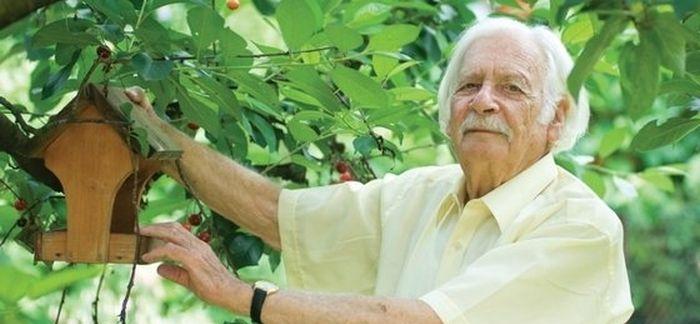Dr. Bálint György 96 éves lett – köszöntsük őt