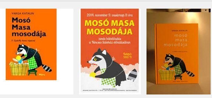 Népszerű könyv: Mosó Masa Mosodája