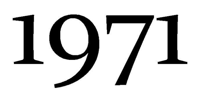 TOP 10 sláger 1971-ből