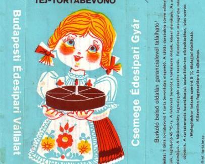 Retro csemege – Katica tortabevonó