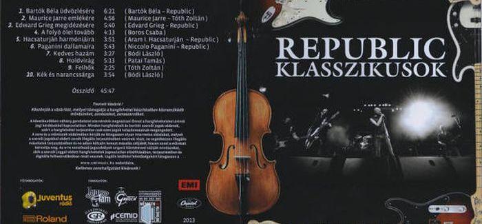 Juss hozzá! Republic – Klasszikusok egy CD-n