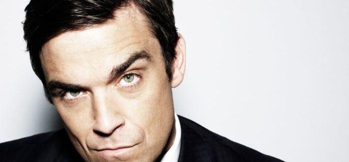 Robbie Williams 2017-ben Budapesten lép fel