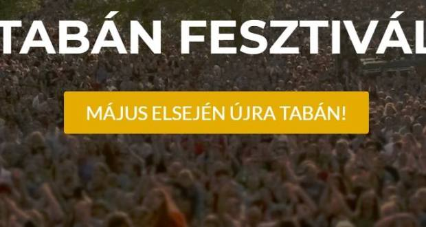 Tabán Fesztivál 2019: itt a majális fellépőinek névsora
